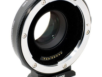 Rent: Metabones EF to Micro Four Thirds T Speed Booster XL 0.64x