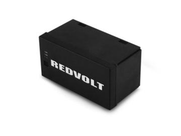 Rent: RED REDVOLT BATTERY