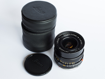 Rent: Leica Summicron-R 35mm ƒ2.0 ( Canon EF mount)