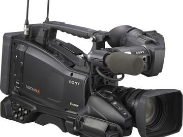 Rent: Sony PMW-350
