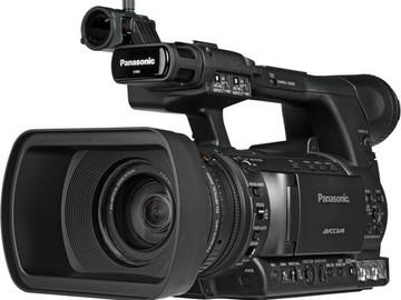 Rent: Panasonic AG-AC160AEJ Handheld Camcorder