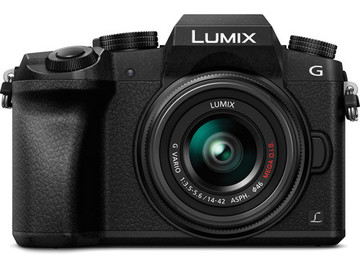 Rent: Panasonic Lumix DMC-G7 Digital Camera