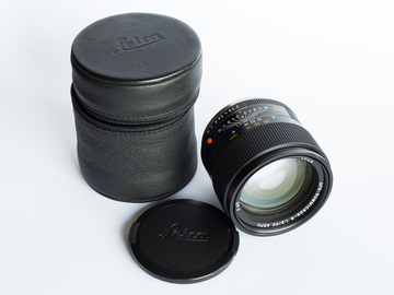 Rent: Leica APO-Summicron-R 90/2.0 (adapted to Canon EF)