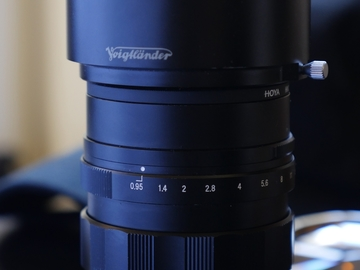 Rent: Voigtlander Nokton 42.5mm f/0.95 Micro Four Thirds Lens