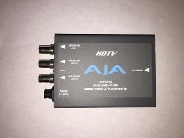 Rent: Analog to HD- SDI Converter