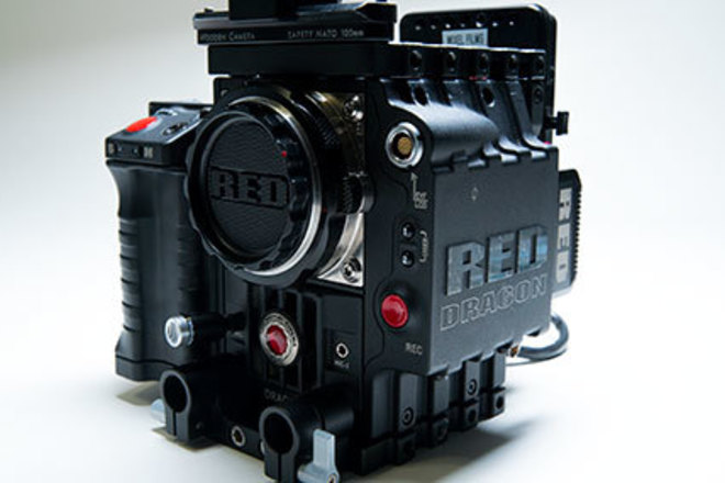 RED Epic Dragon 6K Package