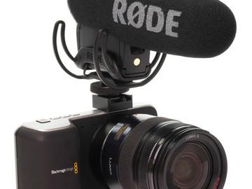 Rent: Rode VideoMic Pro