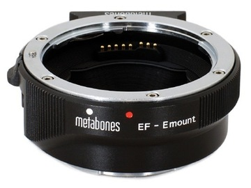 Rent: Metabones Canon EF Lens to Sony E Mount Adapter
