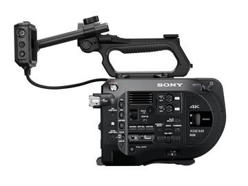 Rent: Sony PXW-FS7 XDCAM with Canon Metabones
