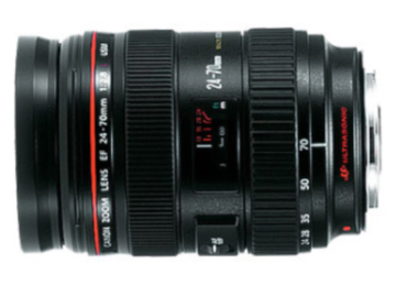 Rent: Canon EF 24-70mm