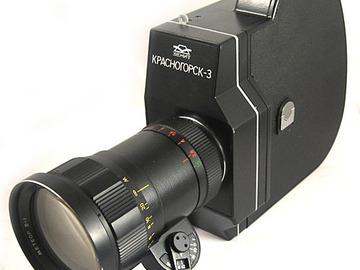 Rent: Krasnogorsk 3 - 16mm Film Camera