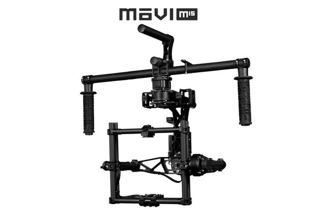 MoVI Freefly M15 Gimbal Stabilizer w/ Extras