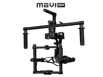 Rent: MoVI Freefly M15 Gimbal Stabilizer w/ Extras