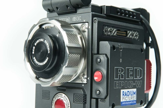 RED Red Epic-W 8K Helium Package