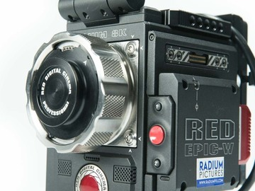 Rent: RED Red Epic-W 8K Helium Package