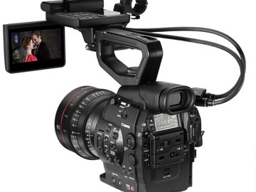 Rent: Canon C300 EF mount (1 of 5)