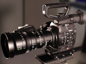 Rent: Canon C300 PL mount