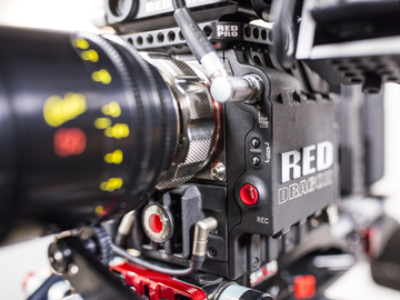 RED Epic Dragon 6K Core Rental Package