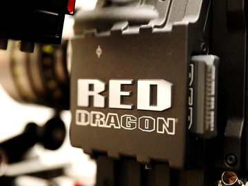 Rent: RED Epic Dragon 6K Basic Package