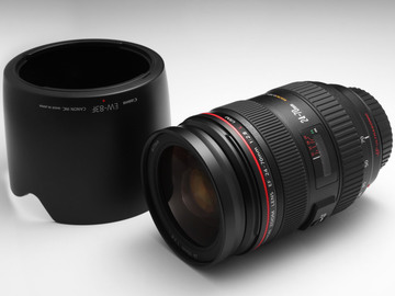 Rent: Canon L-series 24-70 F2.8 (x4 available)