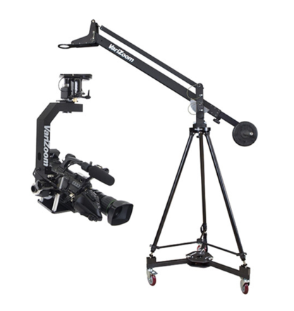 Varizoom QuickJib with Motorized Head 7' or  14'