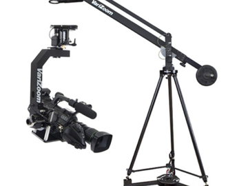 Rent: Varizoom QuickJib with Motorized Head 7' or  14'