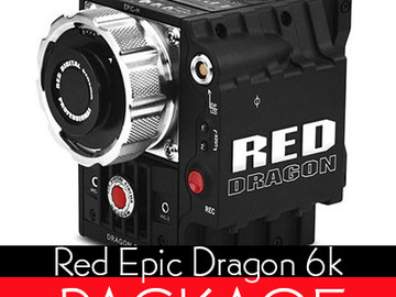 Rent: RED Epic Dragon 6K Core Package