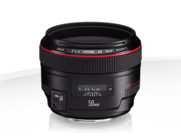 Rent: Canon L 50mm F1.2