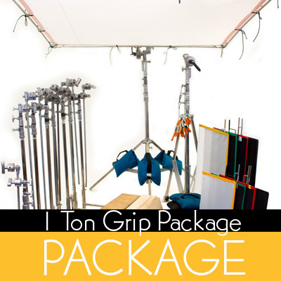 1 Ton Grip Package
