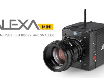 Rent: MINI PACKAGE WITH 20-120 ZOOM!