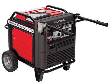 Rent: Honda  EU7000i with 60amp Bates Plug