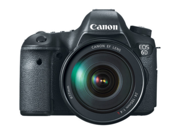 Rent: Canon 6D w/ 24mm-105mm f/4