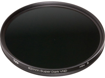 Rent: Syrp 82mm Super Dark Variable ND Filter Kit w 77mm 72mm