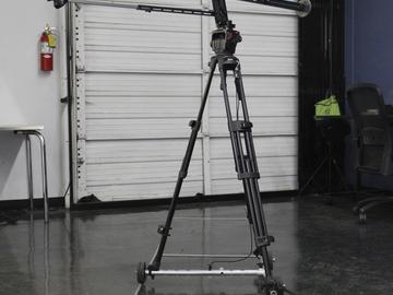 Rent: Kessler Crane / Microdolly Combo Light Camera Rig