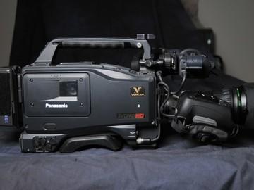 Rent: Panasonic Varicam AJ-HDC27HP Cinema Kit