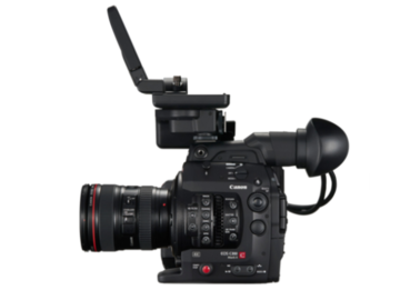 Rent: C300 Mark II & 24-105mm Lens