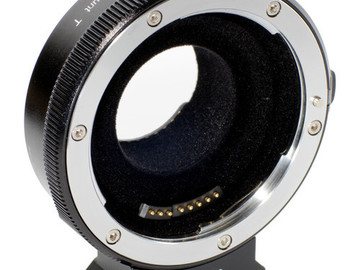 Rent: Metabones Canon EF Lens to Micro Four Thirds