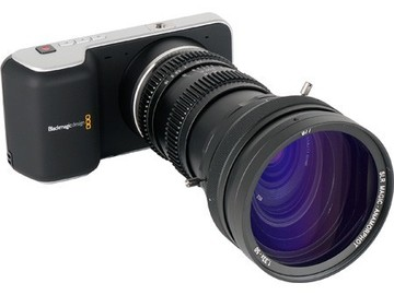 Rent: SLR Magic 1.3x Anamorphot Anamorphic lens with diopters