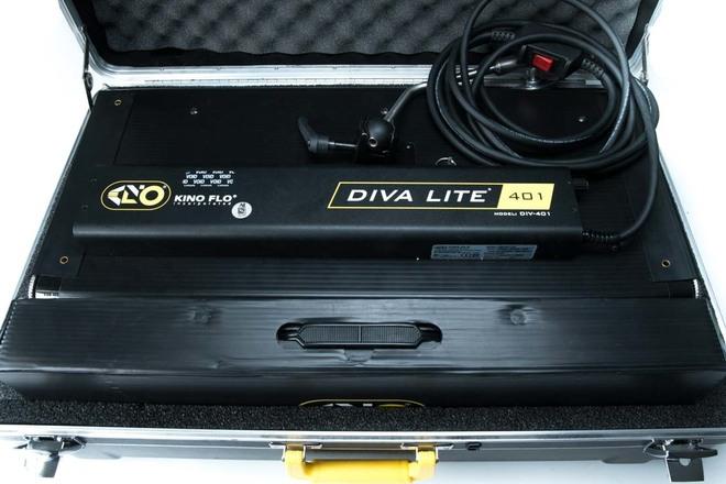 Kino Flo Diva-Lite 401 Kit #2