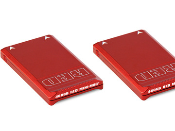 Rent: 2x Red Mini-Mag - 480GB