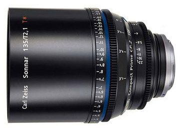 Rent: 135mm Zeiss Standard Speed MKII T2.1 (80-D)