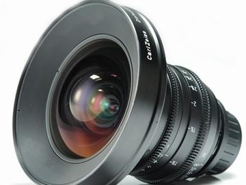Rent: 12mm Zeiss Standard Speed MKII T2.1 (135-D)