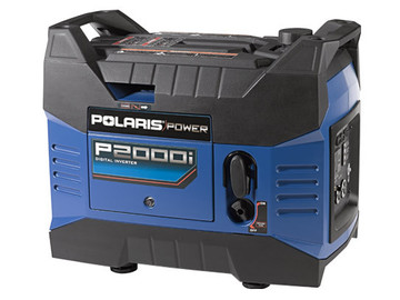 Rent: Polaris p2000i Put-Put Generator