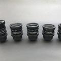 Rent: Zeiss Super Speed Mark I, 5 Lens Set (18-85)