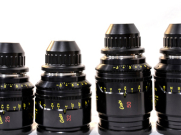 Rent: Cooke Mini S4/i, 10 Lens Set, PL, EF: