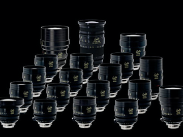 Rent: Cooke S4/i - 12 Lens Set, (12-100) - Uncoated