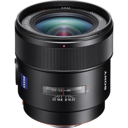 Sony A/AF Distagon T*24mm f/2 ZA SSM