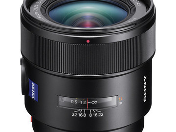 Rent: Sony A/AF Distagon T*24mm f/2 ZA SSM