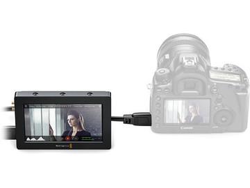 Rent: Blackmagic Video Assist Monitor