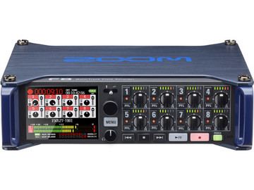 Rent: Zoom F8 Mixer